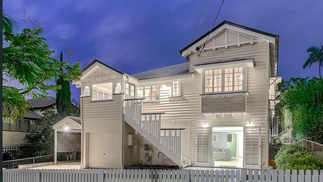 The home has had a dramatic makeover yet retained its original character.