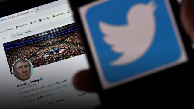 Opinion: Trump Takes on Twitter