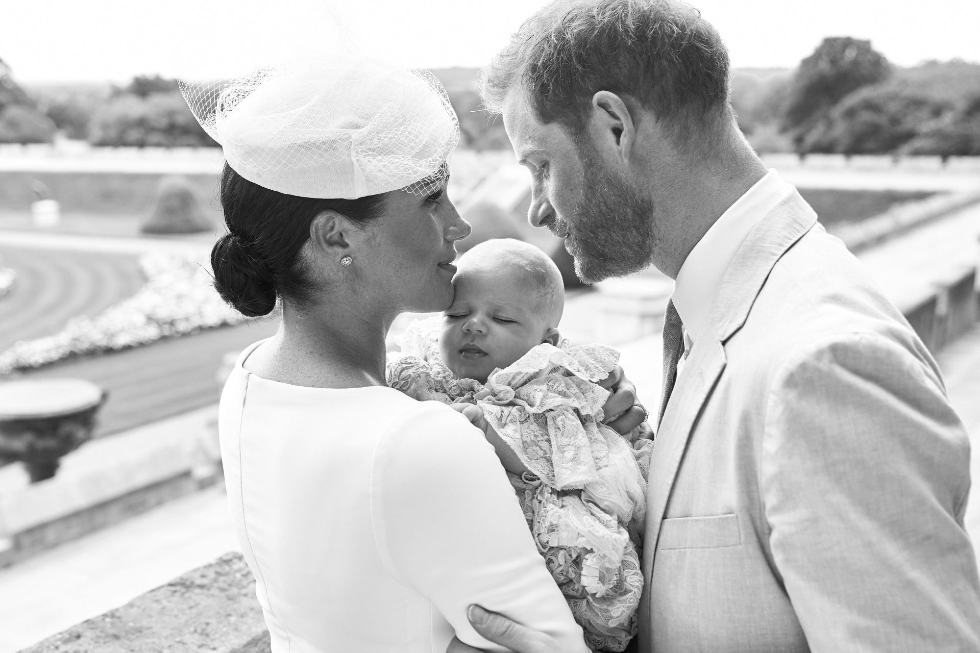 How Kate Middleton and Meghan Markle broke royal tradition at Archie's christening