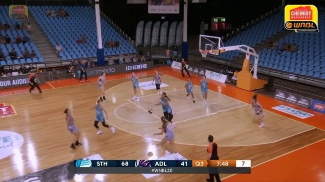 The biggest plays from around the WNBL