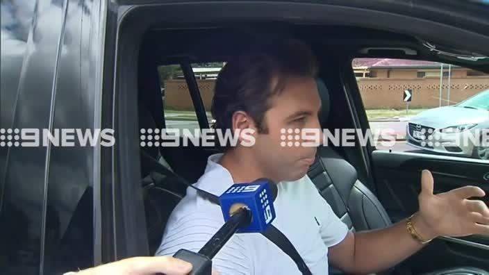 Nine News: Grant Hackett speaks for the first time since his arrest