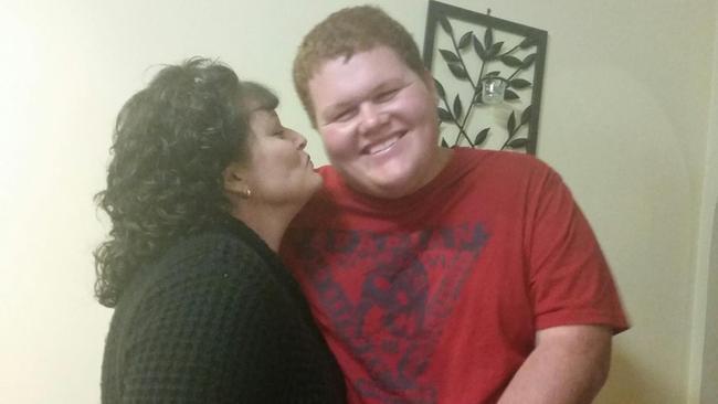 Beloved larrikin Josh Park-Fing, 18, was killed in a work accident last week.