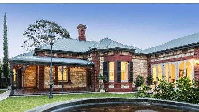 A Sydney bargain ... A four-bedroom home in Malvern in South Australia is listed for between $1.2 million and $1.3 million. Picture: realestate.com.au