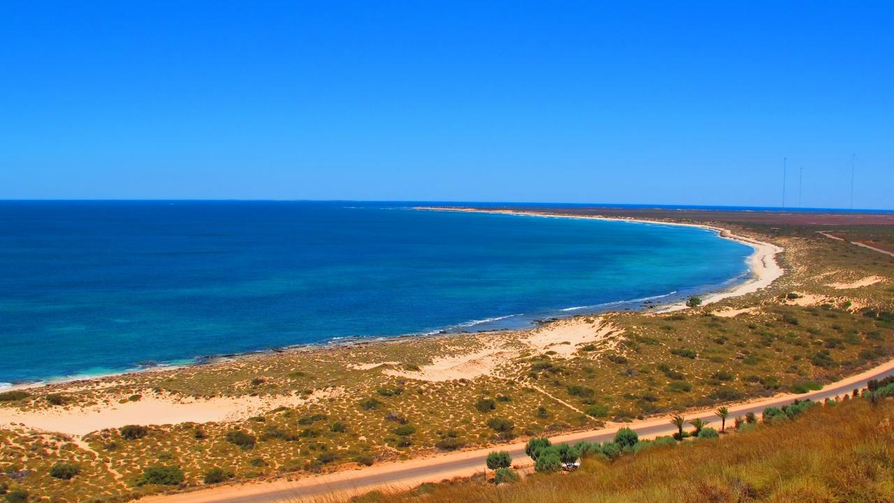 Driving distances are vast on a Western Australia road trip.
