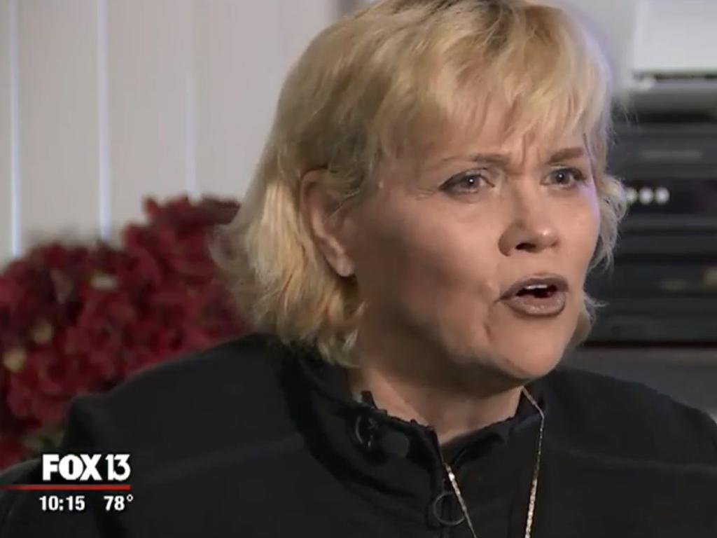 Samantha, 56, paints an unflattering picture of her estranged sibling. Picture: Fox13