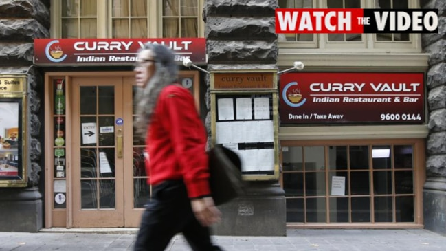 Curry Vault diners tested after positive Wollert COVID case