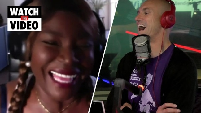 Marcia Hines reveals she had a crush on Fitzy