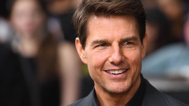 Fake Tom Cruise interview leaves radio hosts baffled