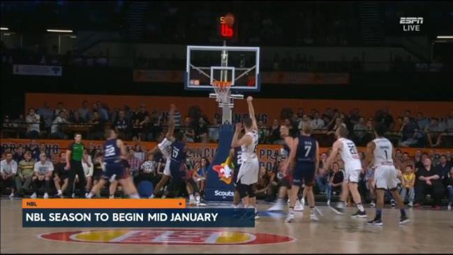 NBL to return in January