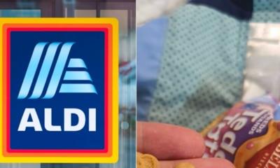 ALDI shopper's bizarre find in pack of Teddy Tots