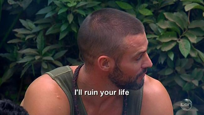 I'm A Celebrity - Don't start, I'll ruin your life