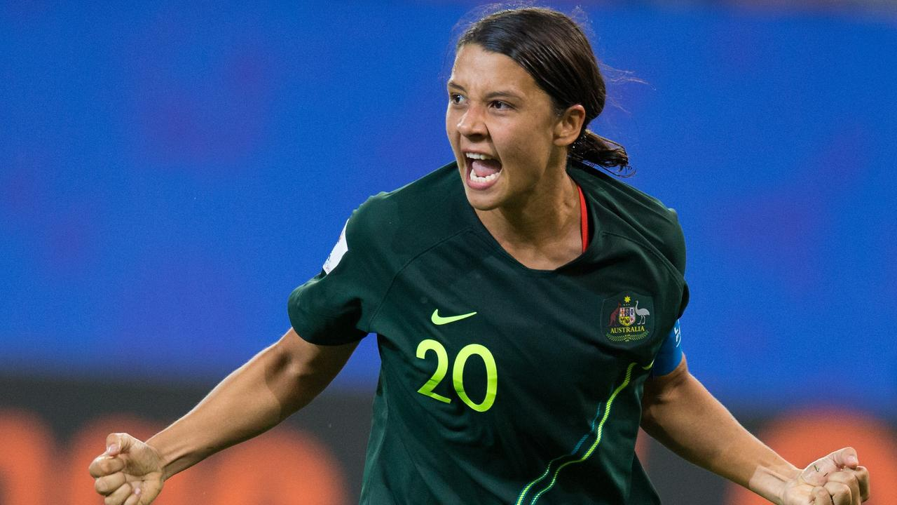 Sam Kerr was stolen the show at the 2019 ESPYS