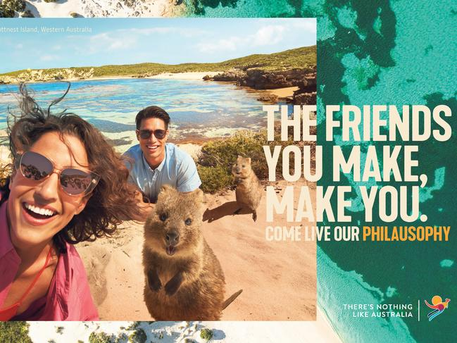 ROTTNEST ISLAND, WA Quokka selfies — need we say more? Just 25 minutes by ferry from Perth, the island's cutest residents have become global megastars thanks to Instagram.