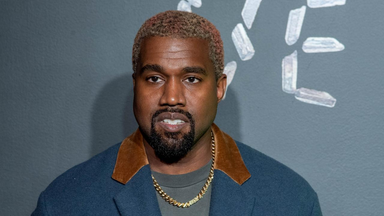 Kanye West, prolific tweeter. Picture: Getty