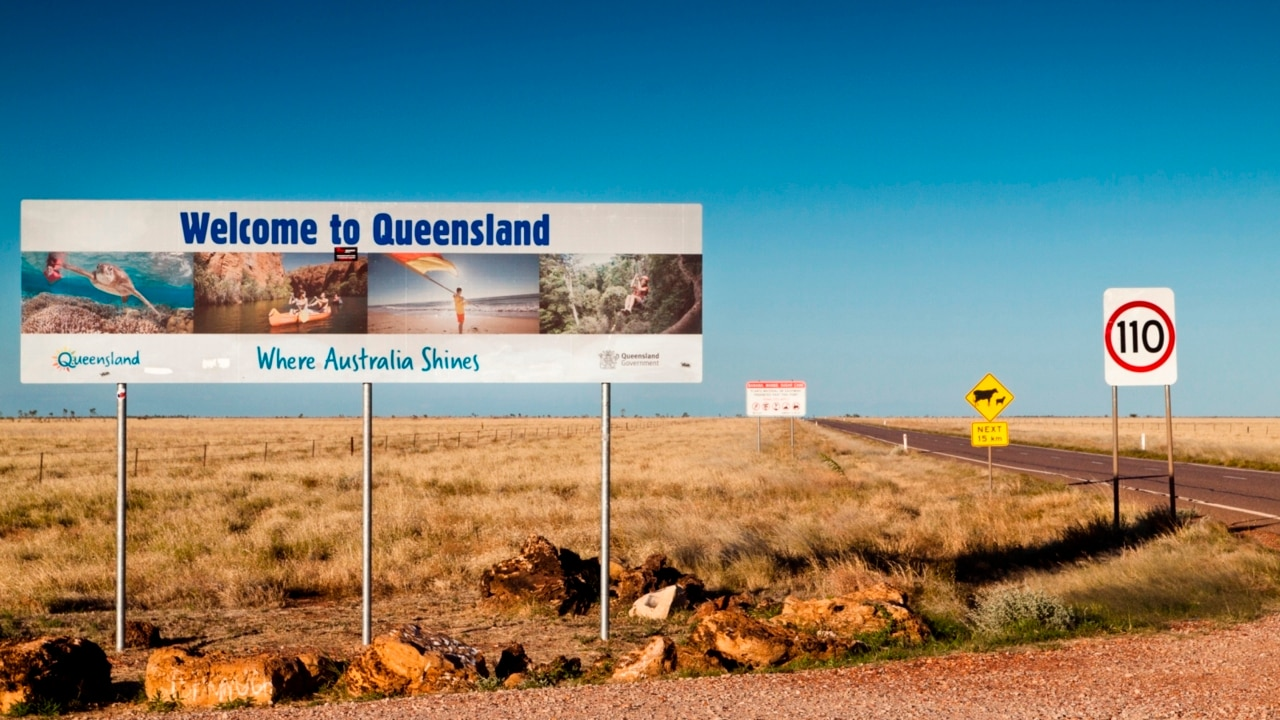 'It's going to get messy' between QLD and NSW border: Murray