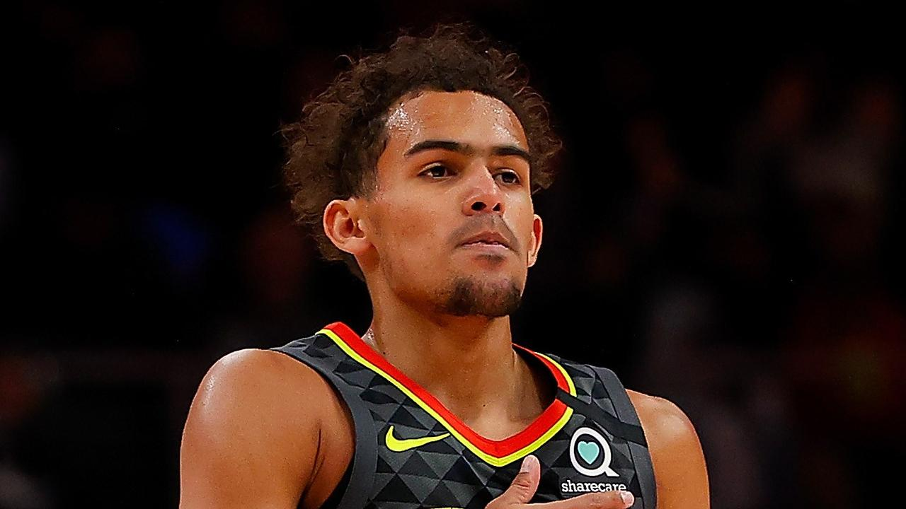When Trae Young missed the Atlanta Hawks' match on Saturday due to illness, fans started speculating the NBA prodigy may have contracted coronavirus.