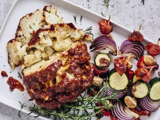 Who doesn't love roasted cauliflower? Image: Nikole Ramsay