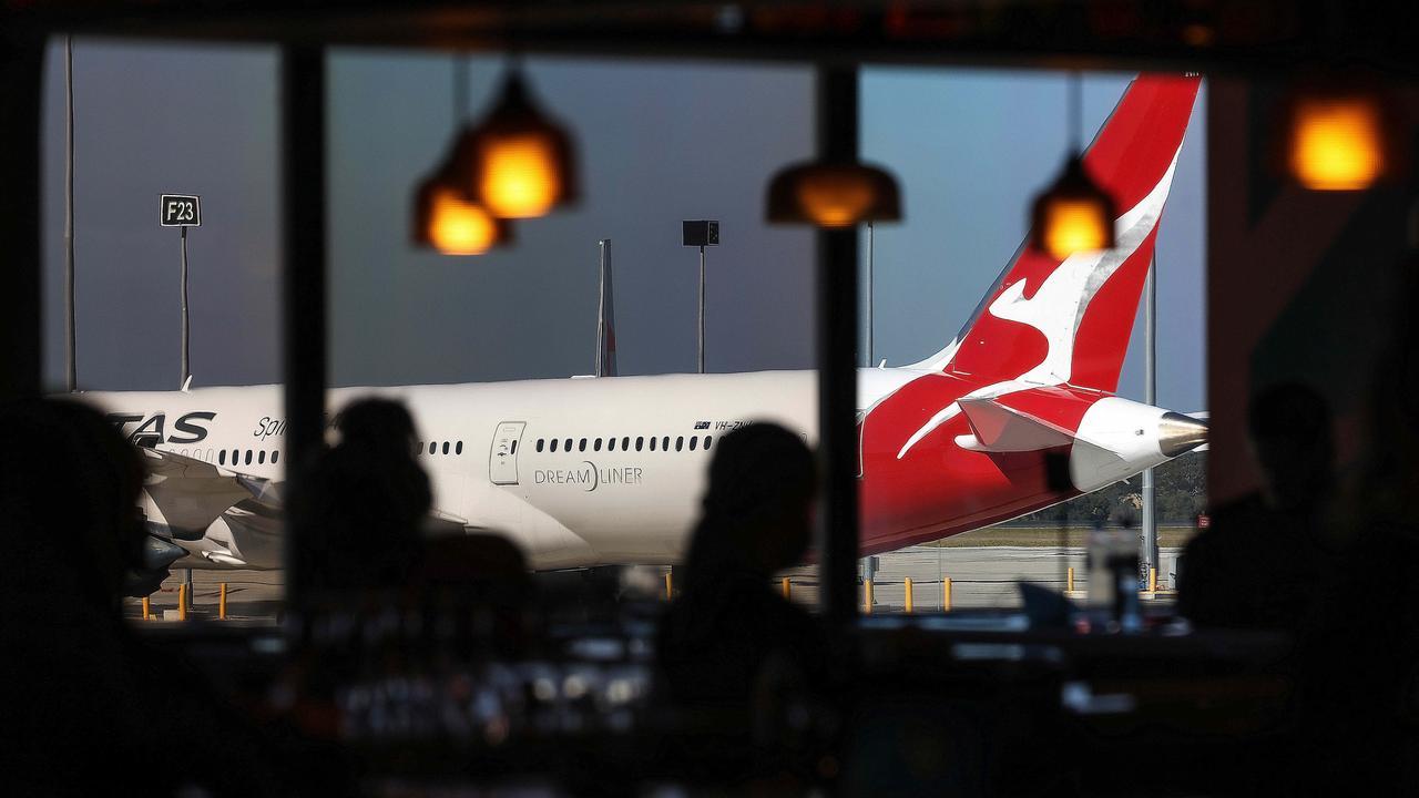 Sydney Flight Arrivals