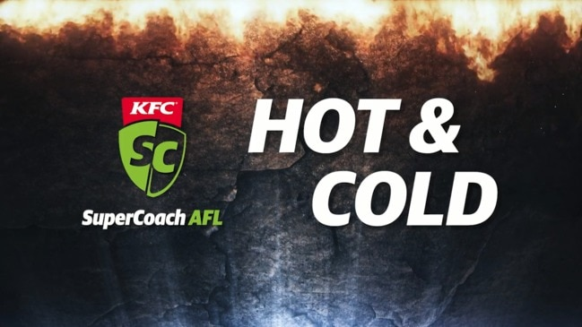 Hot and cold players for Round 6 | KFC SuperCoach AFL