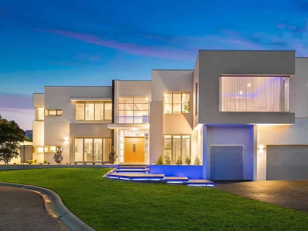 Night viewings have been popular for this Bella Vista property