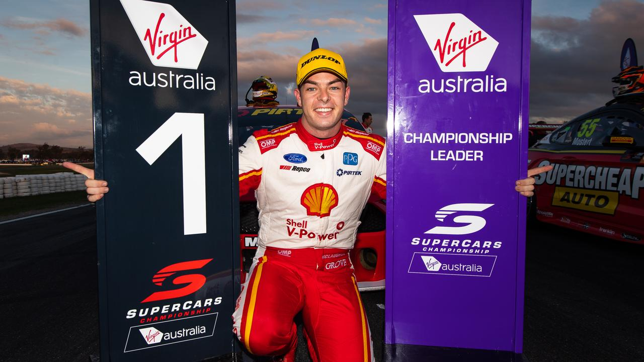 All-time great Scott: McLaughlin joins legends as multiple Supercars champion