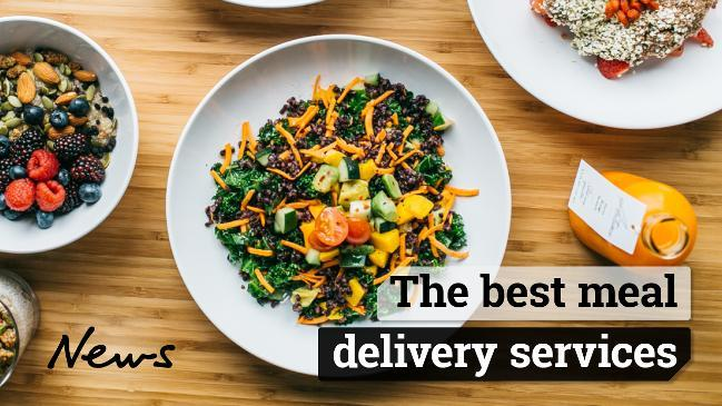 The best meal delivery services