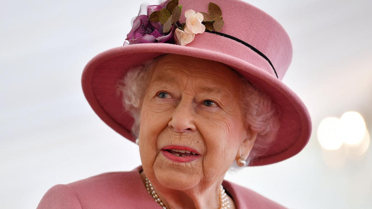 Harry's insinuation about the Queen's role as head of The Firm has caused uproar. Picture: AFP.