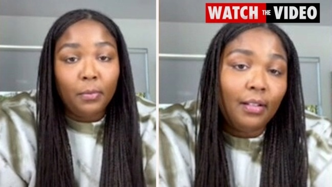 Lizzo defends her decision to go on a shake diet