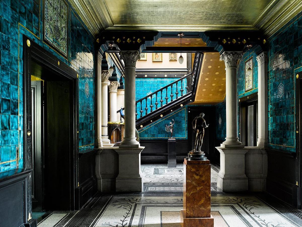 Leighton House Museum, London, United Kingdom. Picture: @leightonhouse/Facebook