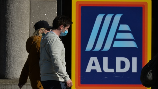 Aldi Rydalmere customers who visited the store on the specific dates have been listed as close contacts and must isolate for two weeks. Photo by Artur Widak/NurPhoto via Getty Images