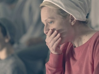 The world's largest retailer blamed a technical error for the mistake. Image: 'The Handmaid's Tale'