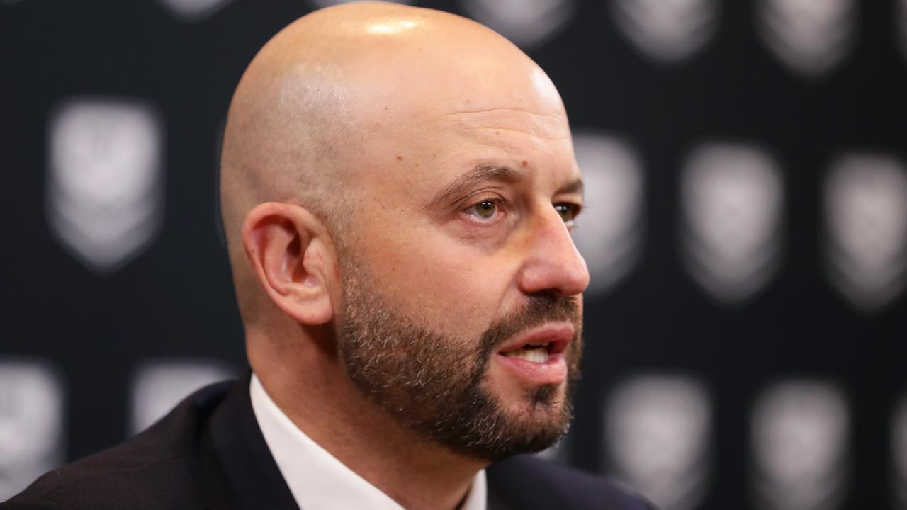 Todd Greenberg has confirmed a deal has been struck between the NRL and RLPA.