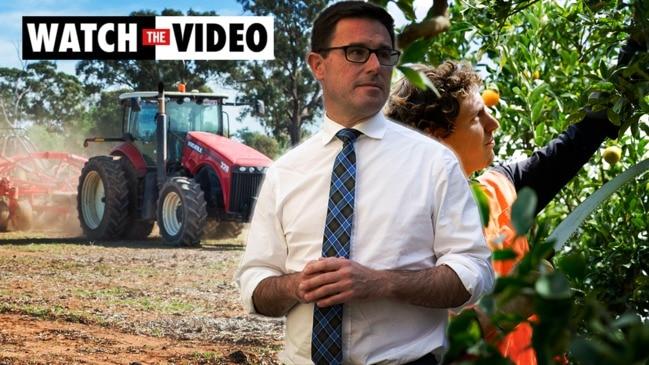 Australia's farm-hand crisis