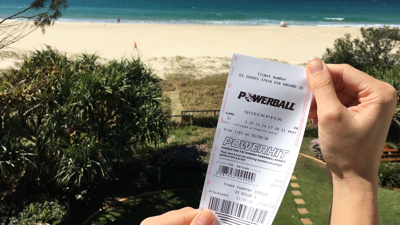 There have been nine Powerball division one winners so far this year.