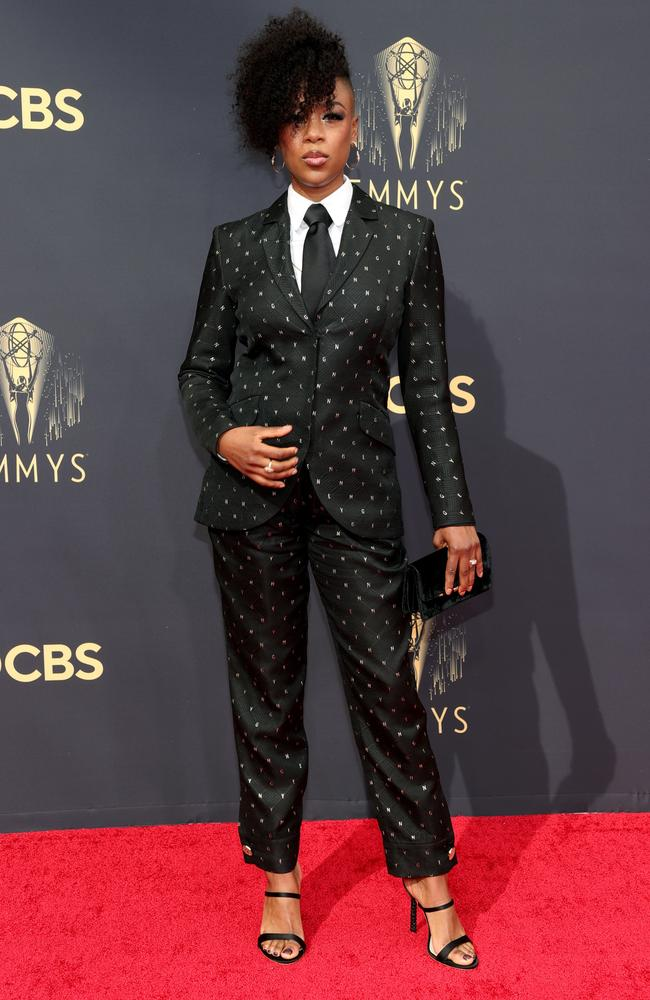 Samira Wiley. (Photo by Rich Fury/Getty Images)