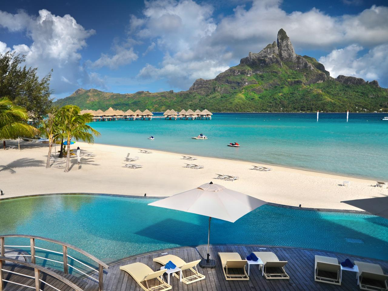Supplied Travel NOVEMBER 5 2017 DEALS Stay at Le Meridien Bora Bora in Tahiti with Travel Managers