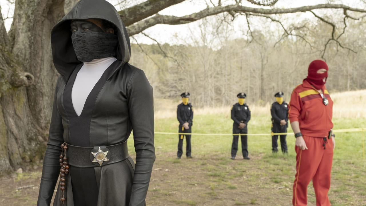 Watchmen is nominated for 26 Emmys.