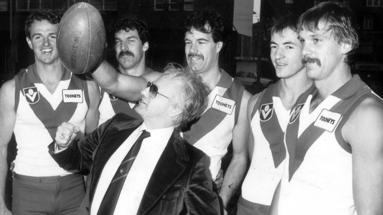 Former AFL club owner Geoffrey Edelsten dies aged 78