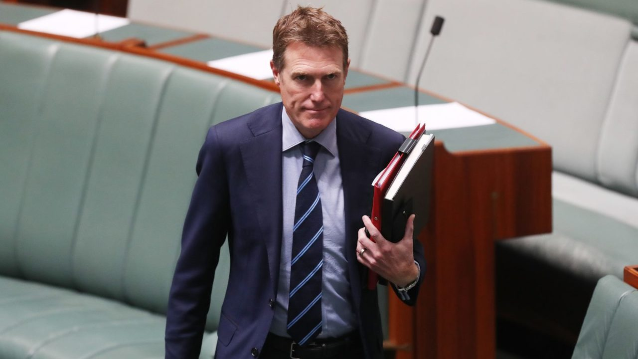 Christian Porter to return as Attorney General on March 31