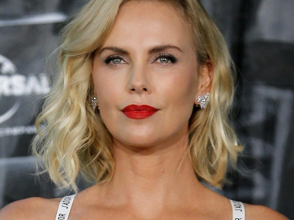 Charlize Theron at the Atomic Blonde Premiere.