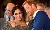 Intimate details in royal biography only Meghan and Harry knew