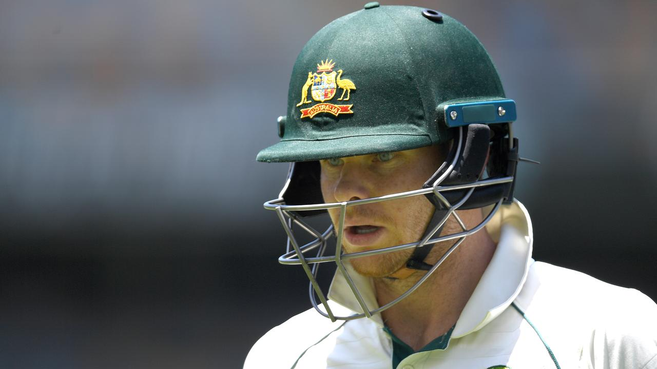 Steve Smith, finally, looked human against Pakistan. It cost him his title as the world's best
