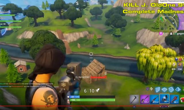 Chilling warning about popular game Fortnite that all parents need to know