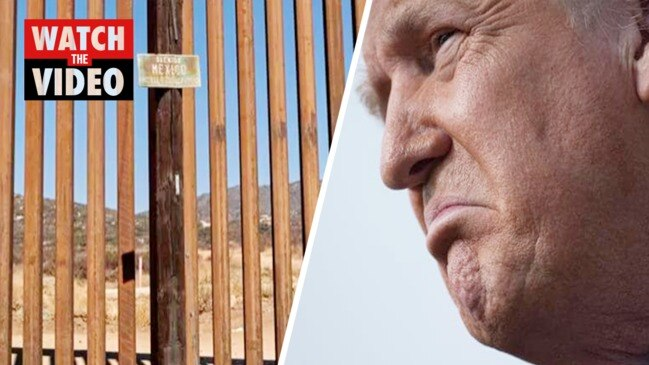 What will happen to Trump's 'beautiful' border wall?