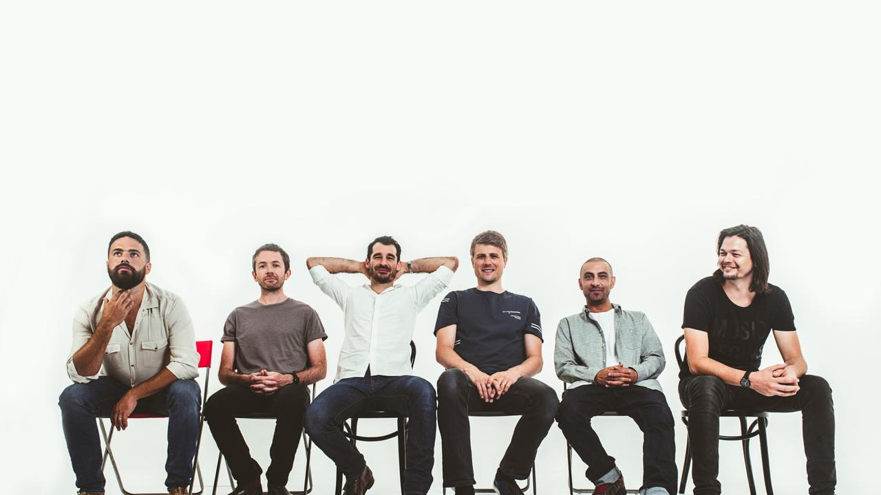 The Cat Empire will play One Tropical Day in Darwin. Picture: Michell Grace Hunder