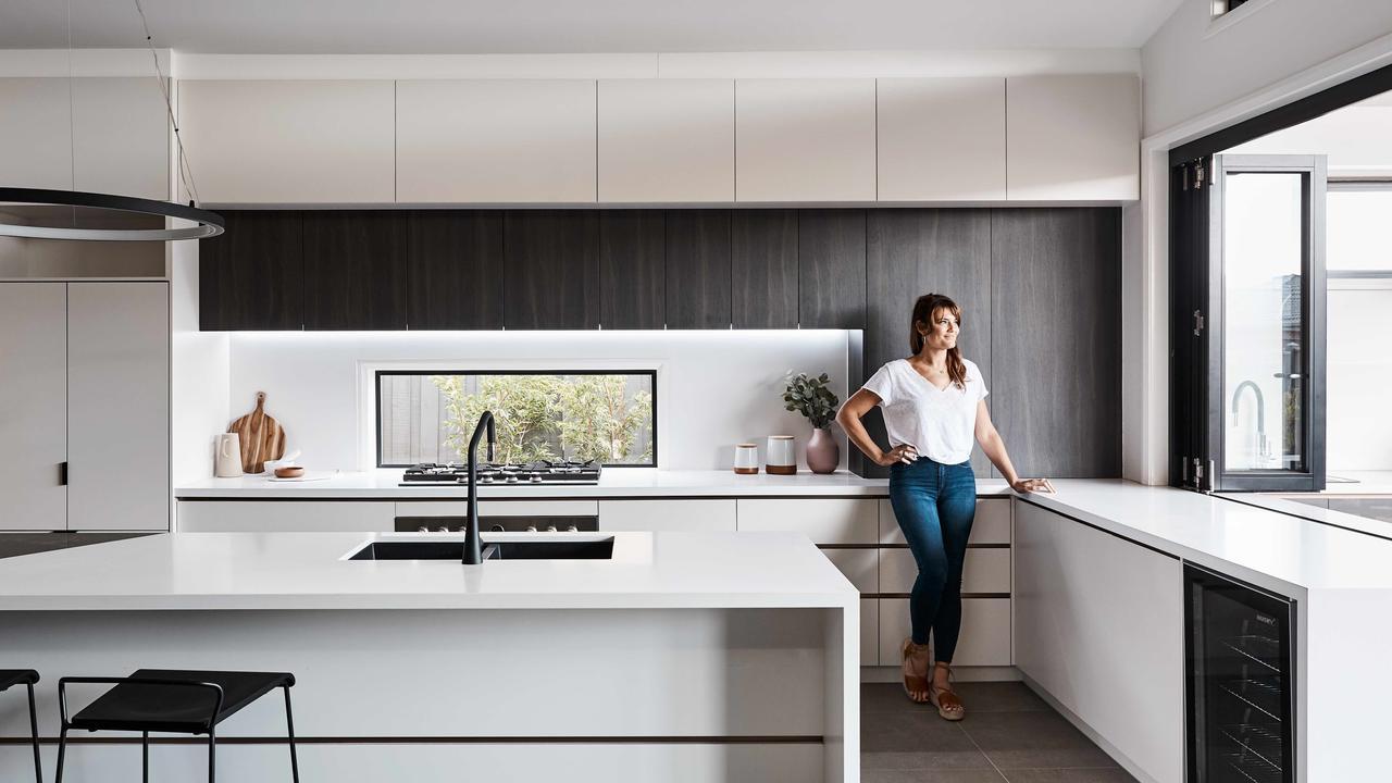 The Canvas kitchen by Privium.