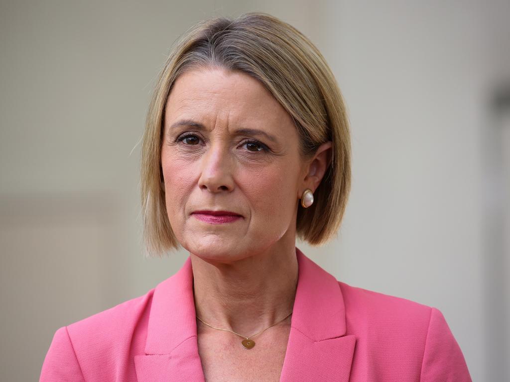 Senator Kristina Keneally. Picture: Gaye Gerard