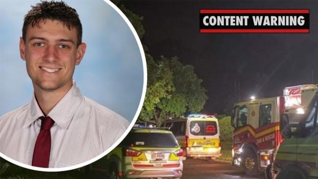 Brisbane community mourns electrocuted school captain