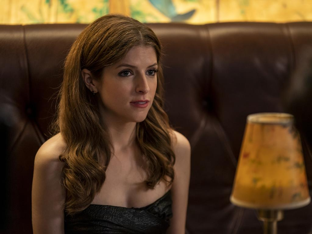 Anna Kendrick's new show Love Life began airing this year.