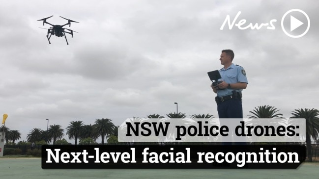 New fleet of hi-tech NSW Police drones